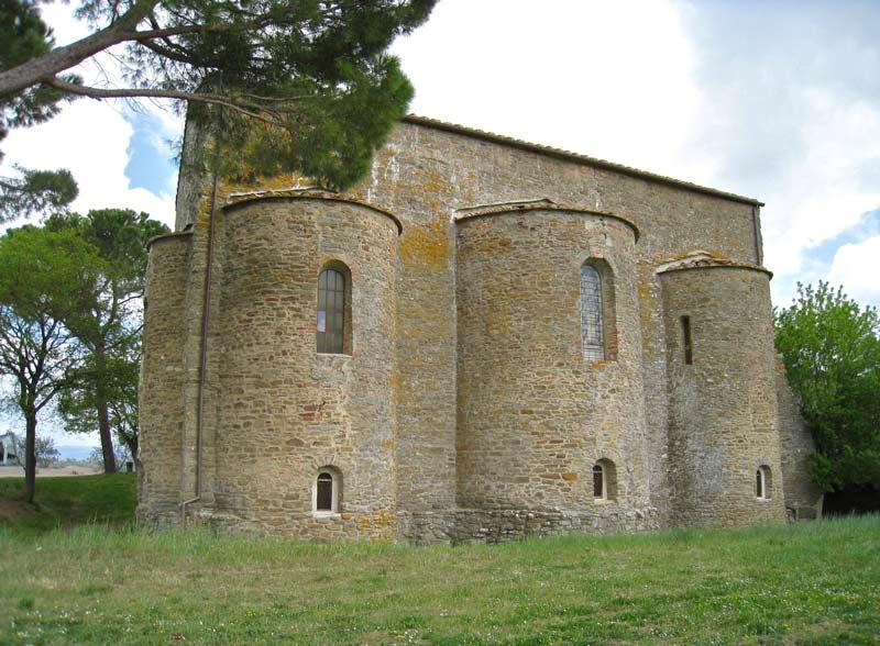 Abadía di Farneta