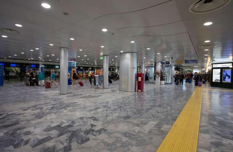 aeropuerto galileo galilei