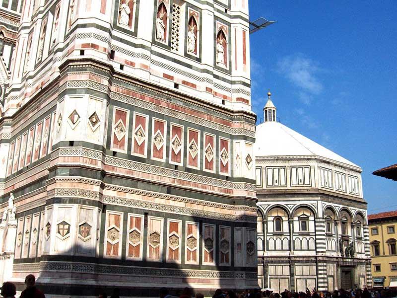 Campanario de la Catedral de Florencia