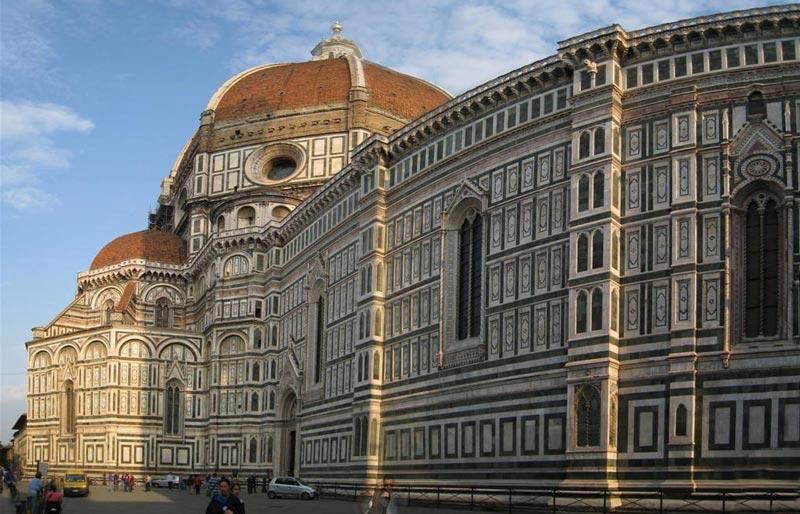 Visita la Catedral de Florencia