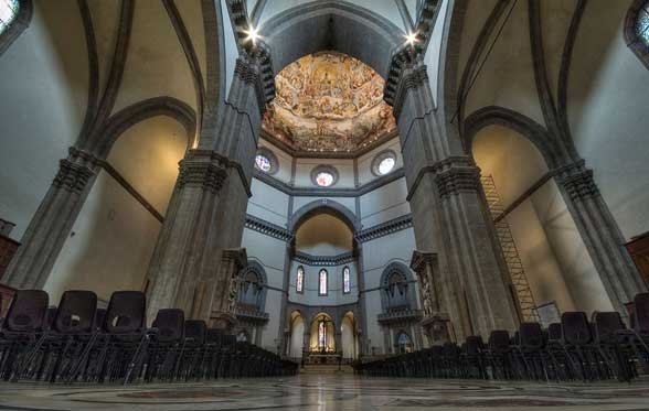 catedral florencia interior
