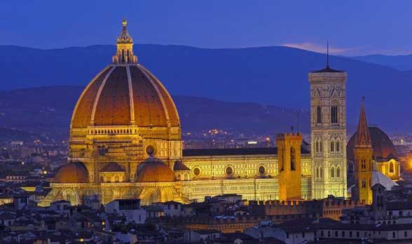 Catedral de Florencia Santa María de las Flores