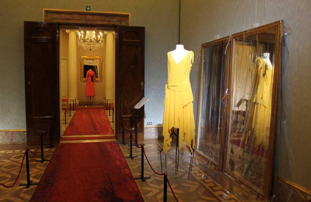 Sala en la Gallería del Costume