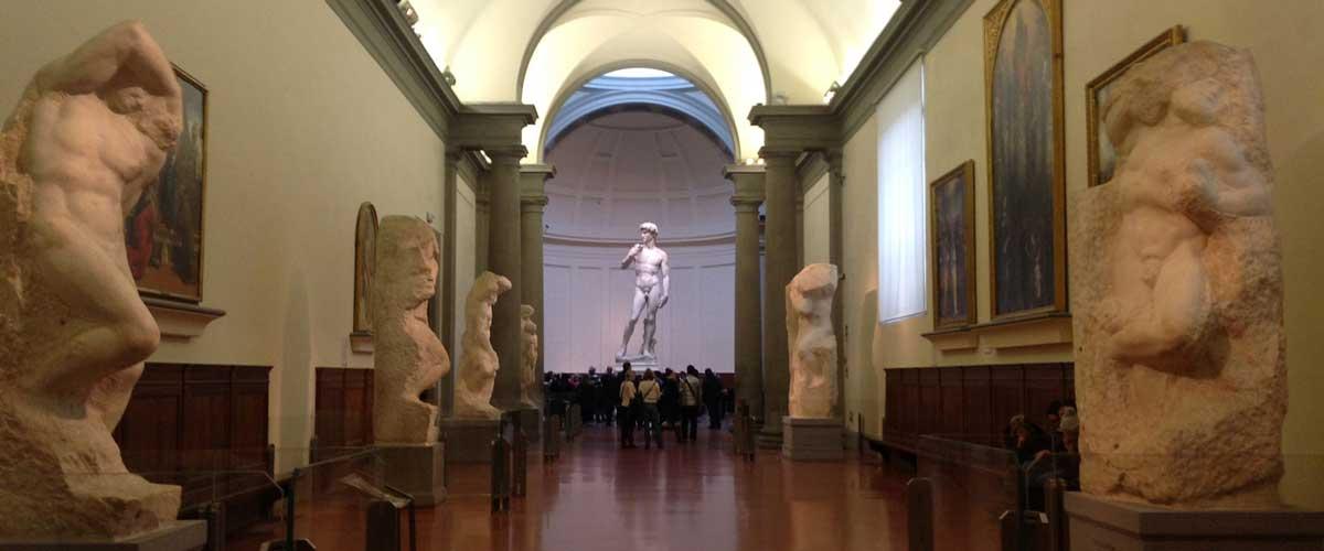 Galería de la Academia Florencia