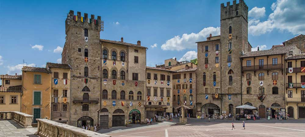 mejores hoteles en Arezzo