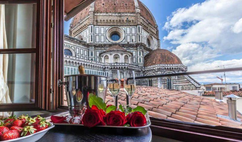 Mejores zonas para alojarse en Florencia