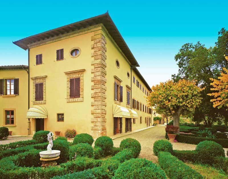 Hoteles con encanto en Siena, Italia