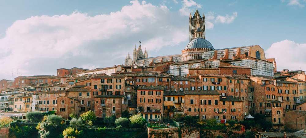 Hoteles en Siena