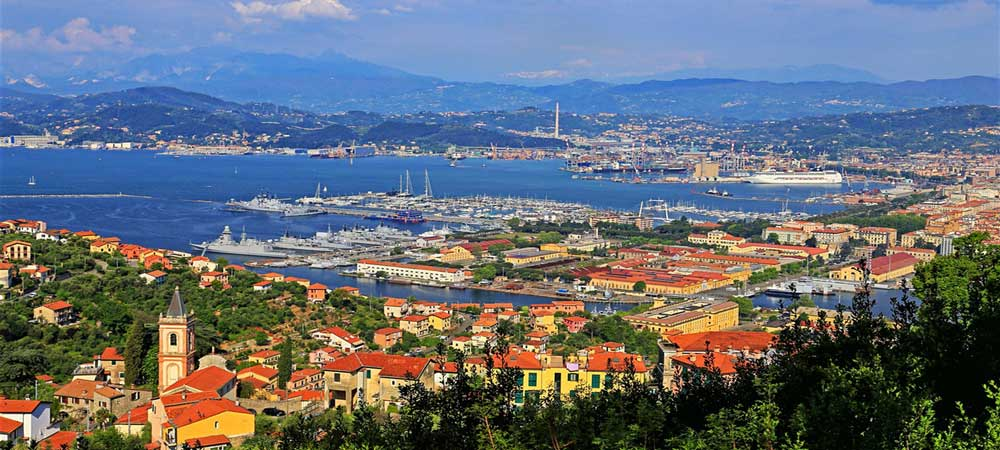 Hoteles en La Spezia