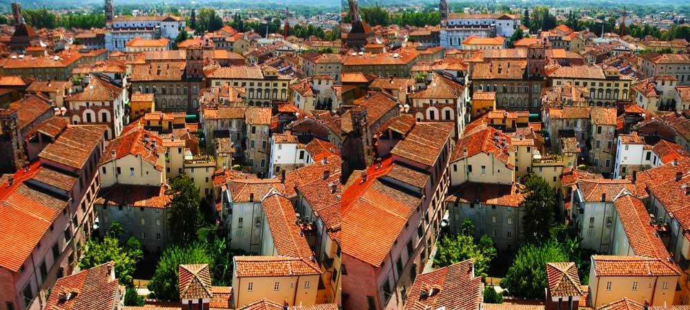 hoteles en Lucca