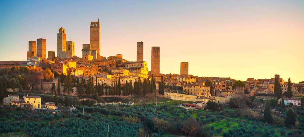 Hoteles en San Gimignano