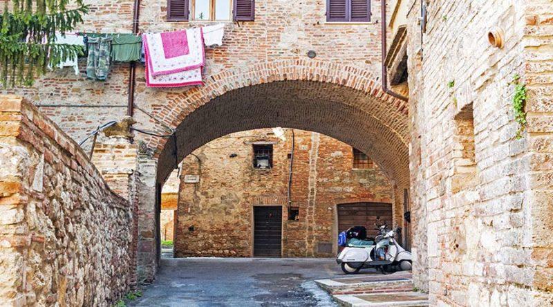 Donde alojarse en Toscana, Montepulciano