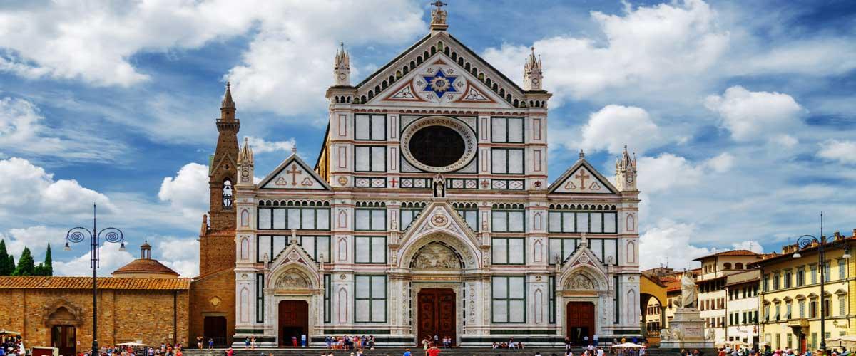 Resultado de imagen para Basílica de Santa Croce