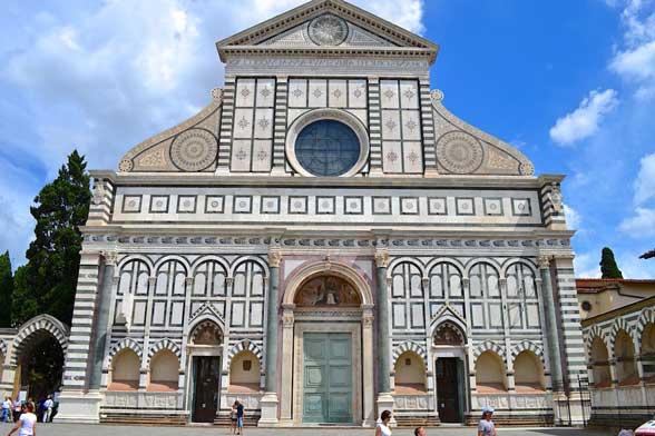 Iglesia de Santa María Novella