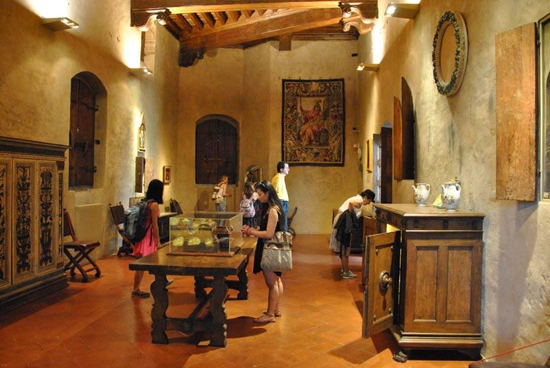 Palazzo Davanzati Museo de la Antigua Casa Florentina