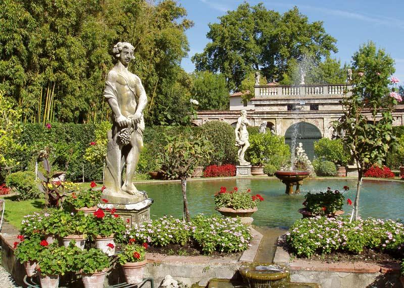Lucca qu ver y hacer en un viaje a lucca y c mo llegar for Como ir al jardin botanico