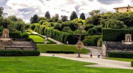Jardines de Boboli Florencia