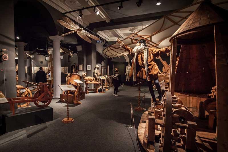 Museo Leonardo Da Vinci Visitas Horario Precio Y Ubicación En Florencia