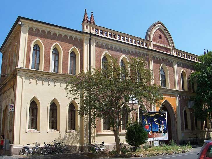 Museo Nazionale dei Fumetti Lucca Italia
