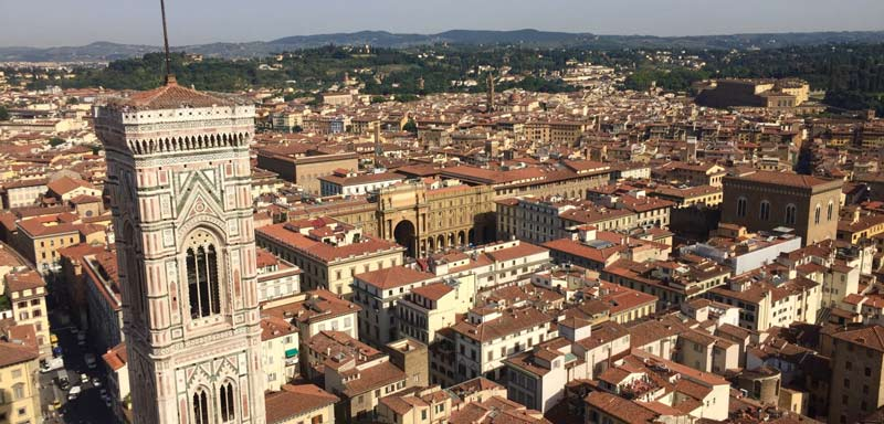 mirador cupula brunelleschi