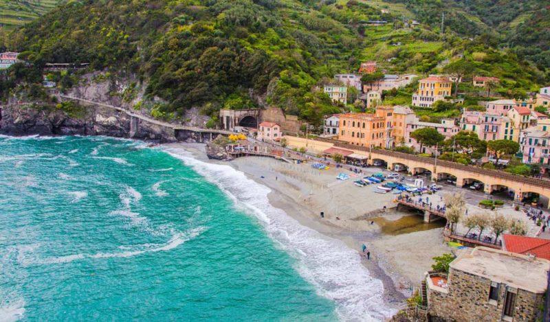 Que ver y visitar en Monterosso al Mare