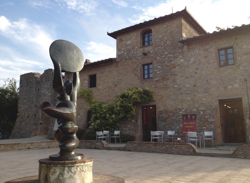 La Vernaccia de San Gimignano