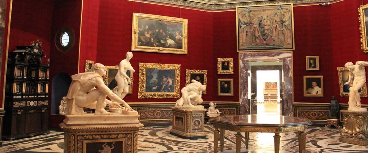 museos galerias florencia