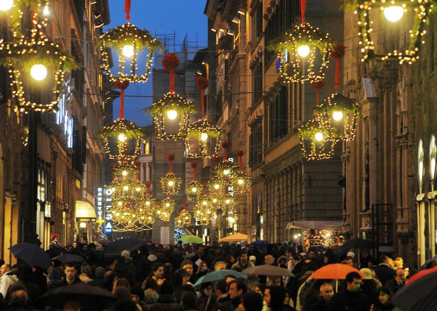 Navidad y fin de año en Florencia