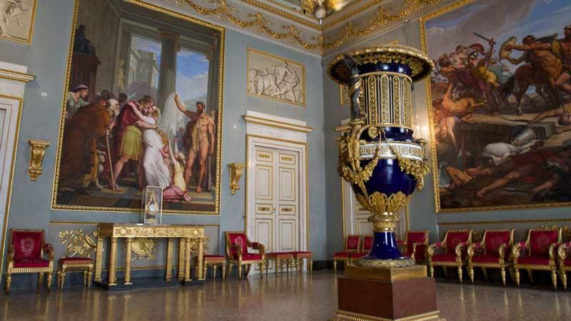 Obras de la Galería Palatina