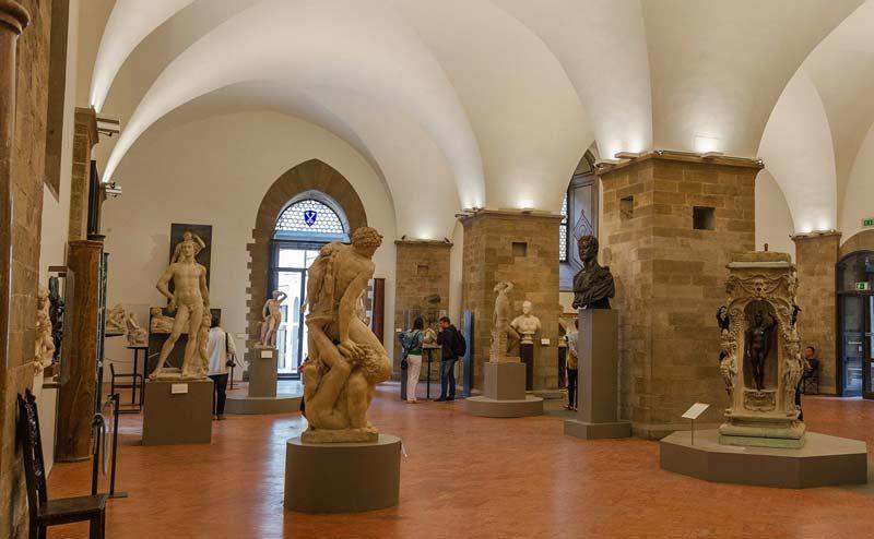 obras museo bargello