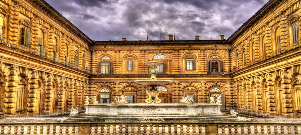 Resultado de imagen para Palazzo Pitti