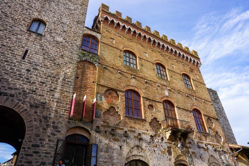 Palacio Comunal de San Gimignano