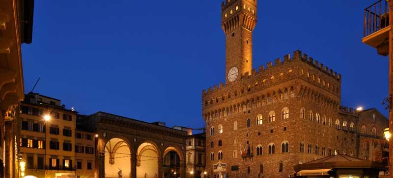 Palazzo Vecchio en tu viaje a Florencia en Italia
