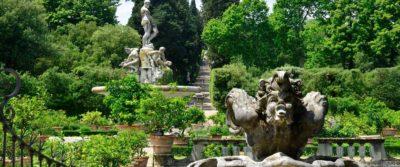 parques jardines florencia