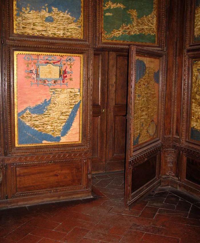 Pasajes secretos del Palazzo Vecchio