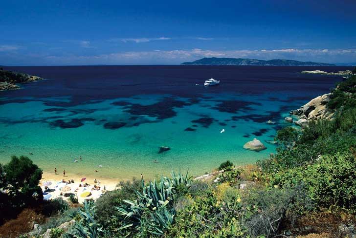 Playas en Maremma Toscana