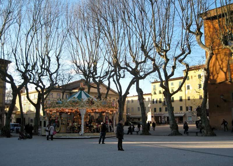 Plaza Napoleón