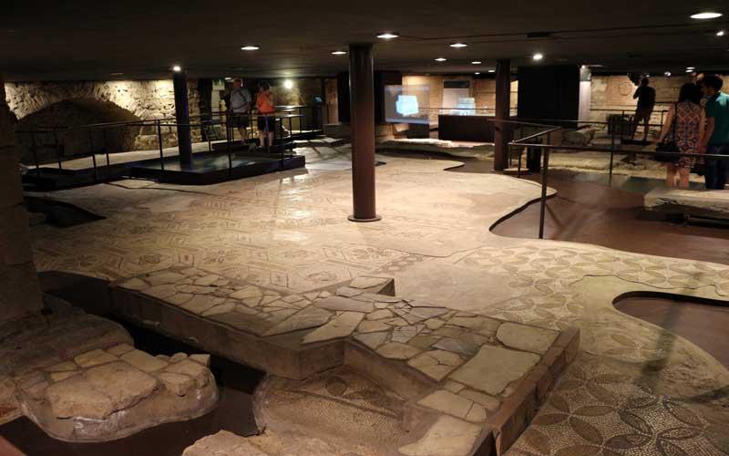 Cripta de Santa Reparata