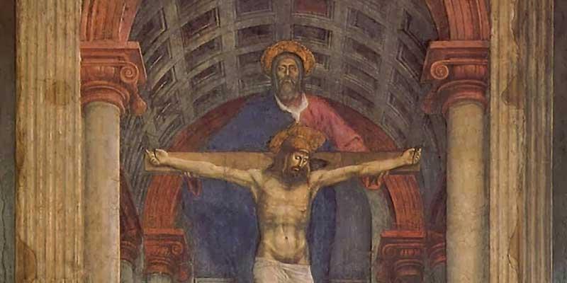 Trinidad de Masaccio