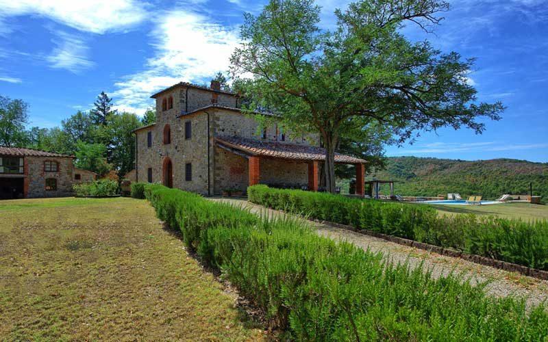 Villa Fabbri Toscana