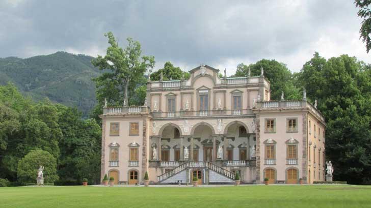 Villas de Lucca Toscana