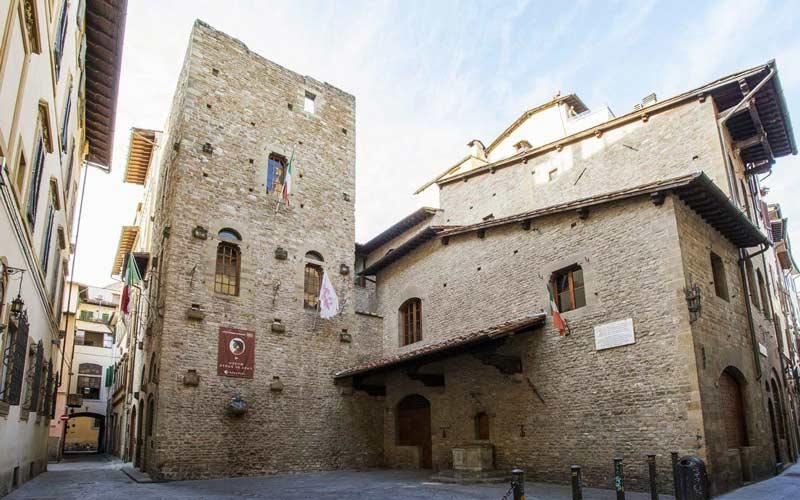 Visitar el Museo Casa di Dante